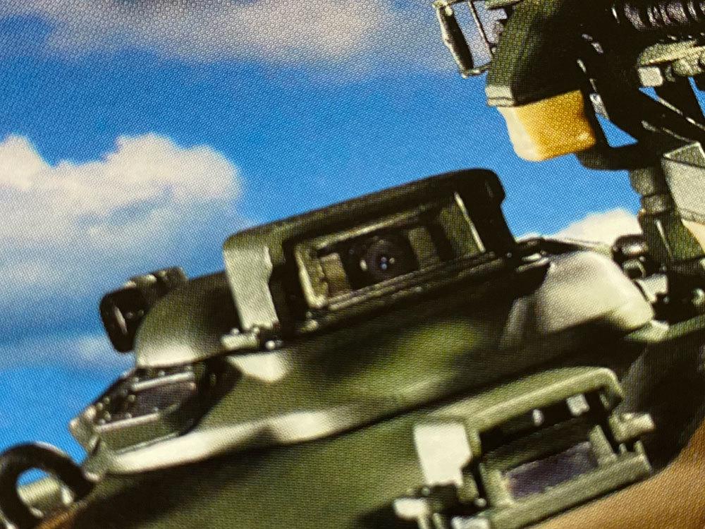 アシェット 74式戦車をつくる 3_a0352357_18093035.jpg