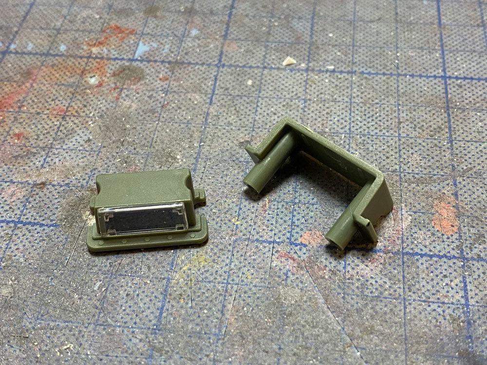 アシェット 74式戦車をつくる 3_a0352357_18193036.jpg