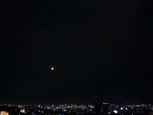 半影月食 6月6日_e0208066_17562338.jpg