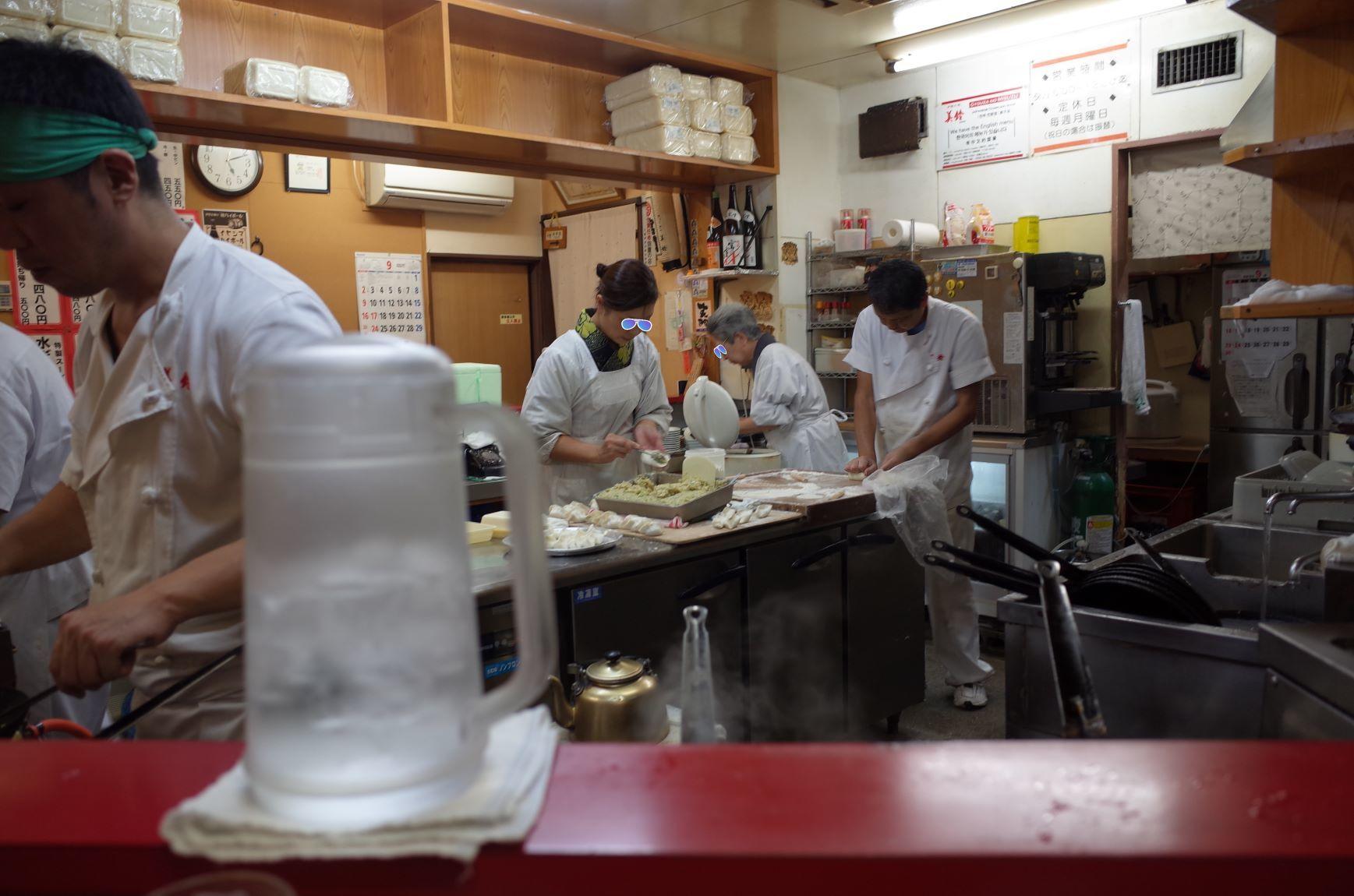 エア外食(餃子)_d0389370_13561934.jpg