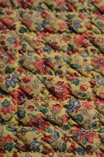 18世紀の初期更紗は アンディエンヌの天然染色 _b0346275_06572338.jpg