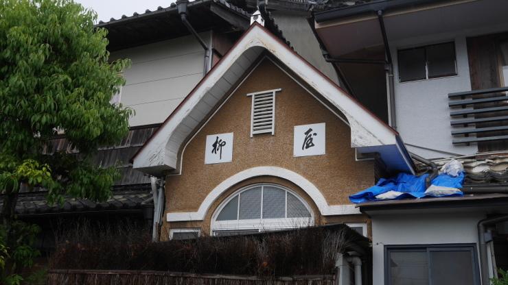 文化財級の意匠がそのままに―日奈久温泉・柳屋旅館_a0385880_16013998.jpg