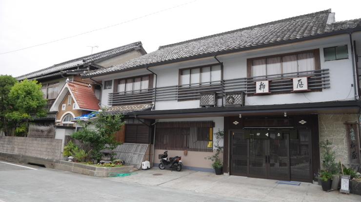 文化財級の意匠がそのままに―日奈久温泉・柳屋旅館_a0385880_16082854.jpg