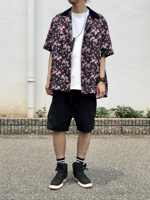sacai × SunSurf / Palm Shirt_c0079892_197204.jpg