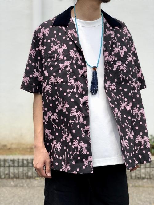 sacai × SunSurf / Palm Shirt_c0079892_1973330.jpg