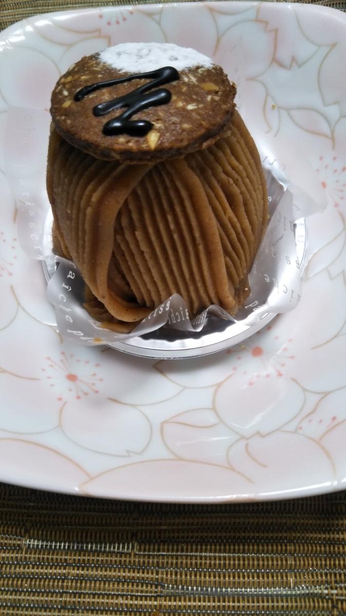 シャトレーゼ ケーキ4種&アイス1種_f0076001_19412530.jpg