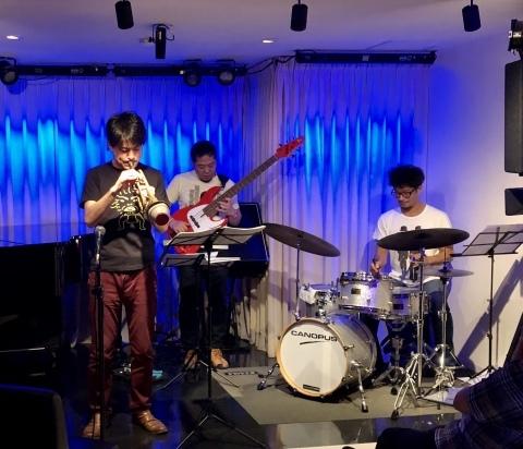 ひろしま 広島 ジャズライブ カミン  Jazzlive Comin 明日6月8日の演目_b0115606_15273160.jpeg