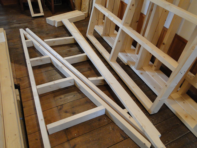 窯小屋DIY07/斜めのバカ_b0200721_08395078.jpg