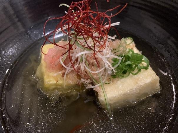 豆腐料理_d0146758_16450696.jpg