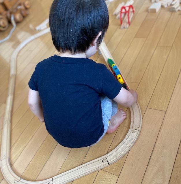 wood  toy   息子たち~孫に受け継がれて_a0165160_19012407.jpg