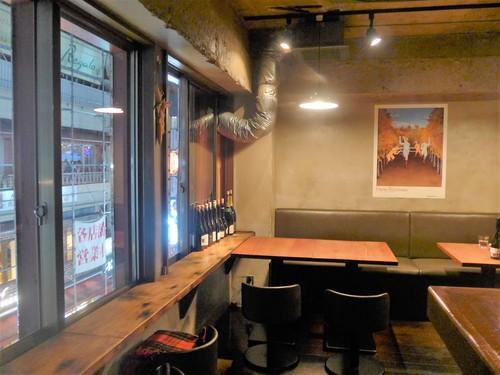 新宿三丁目「スペイン料理 サウダージ」へ行く。_f0232060_21362825.jpg