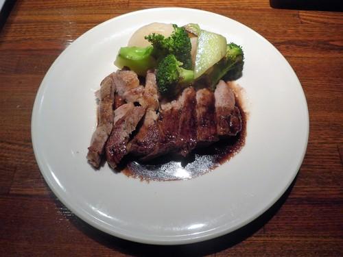 新宿三丁目「スペイン料理 サウダージ」へ行く。_f0232060_21434610.jpg