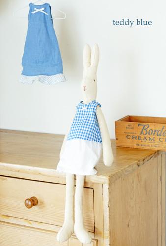 a friend Bunny  お友だちのバニー_e0253364_09324553.jpg