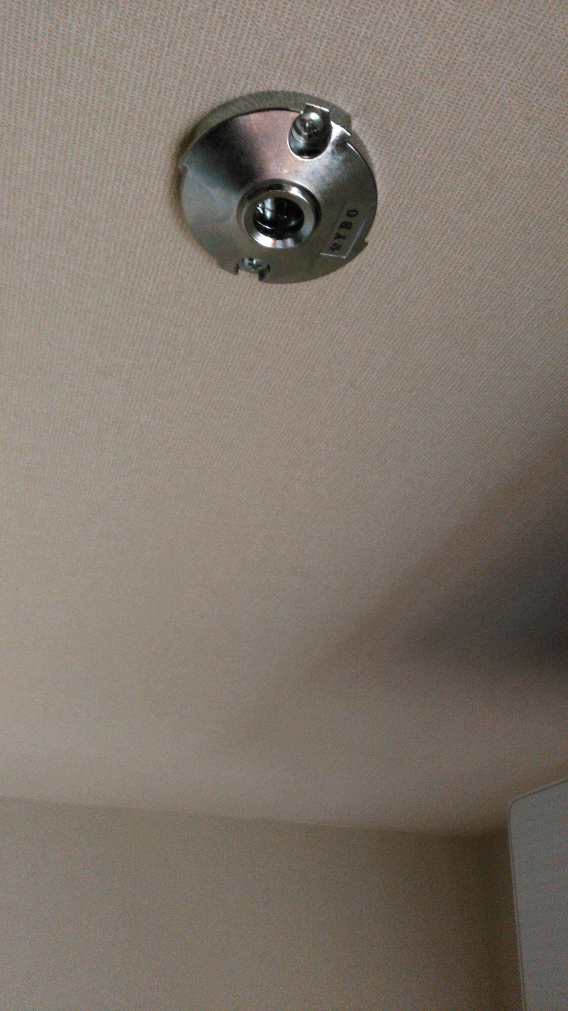 室内用 物干金物『ホスクリーン』取付 モリス正規販売店のブライト_c0157866_16191557.jpg