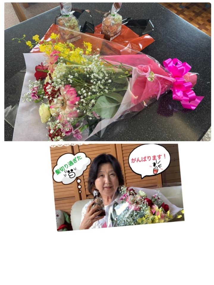 美容院&ありがとう(⌒∇⌒)_e0040673_10034337.jpg