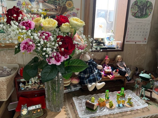 美容院&ありがとう(⌒∇⌒)_e0040673_10063419.jpg