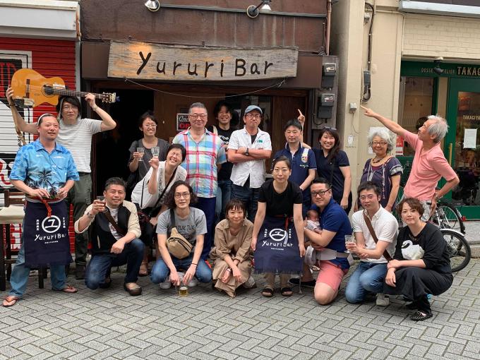 巣鴨「Yururi Bar 」★★★☆☆_a0080579_06335051.jpg
