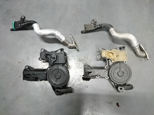 Audi A4 B8 クラッチ交換 Egチェックランプ点灯_c0219786_14122448.jpg