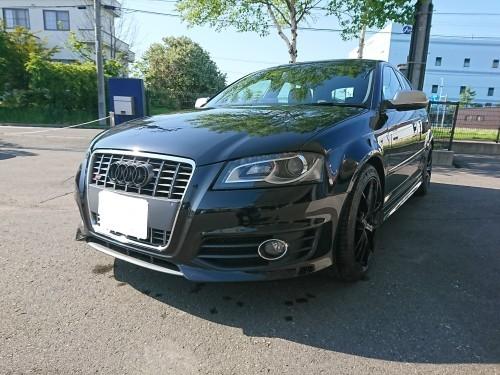 Audi A4 B8 クラッチ交換 Egチェックランプ点灯_c0219786_16513056.jpg