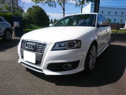 Audi A4 B8 クラッチ交換 Egチェックランプ点灯_c0219786_16525622.jpg