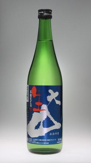 大山 本醸造 生酒[加藤嘉八郎酒造]_f0138598_05021749.jpg