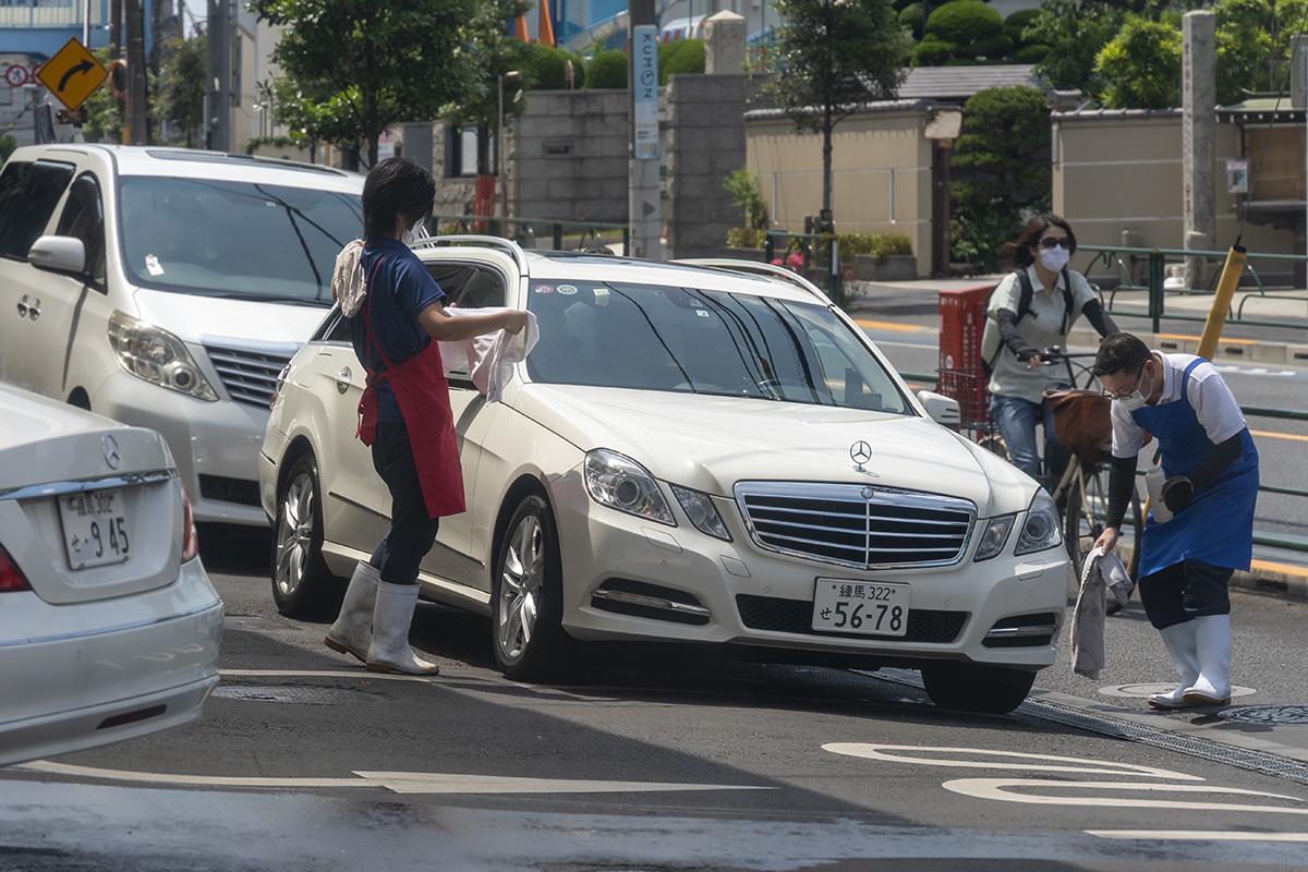 結構大変な事です。 東京Step2_7   6月7日(日) 6936_b0069507_00153917.jpg