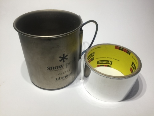 チタンマグカップ用注ぎ口 銀の嘴の創り方_f0113727_10241957.jpg