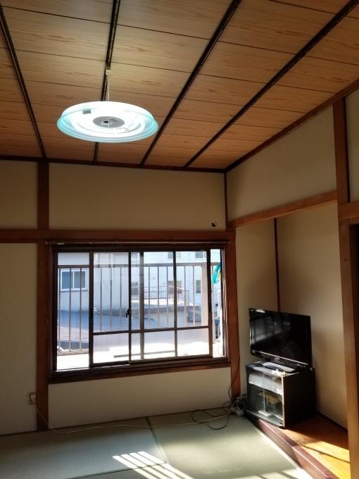 松山市 M様邸 2階改修工事_a0167735_10205175.jpg