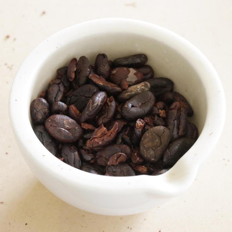 カカオ豆からチョコづくり!おまけのチロルチョコも_c0060143_15214846.jpg