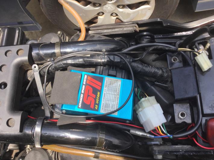 GPZ900R Ninjaぁの整備記録でござるよニンニン_d0067943_12032447.jpg