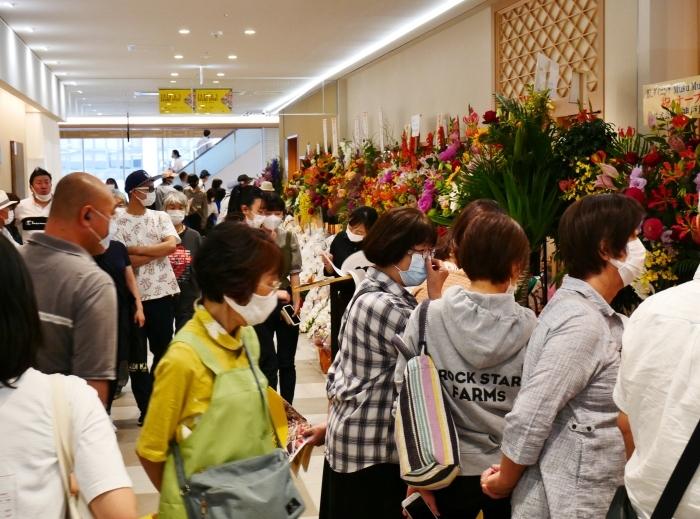 和歌山便り キーノ和歌山オープン  2020-06-09 00:00_b0093754_21391154.jpg