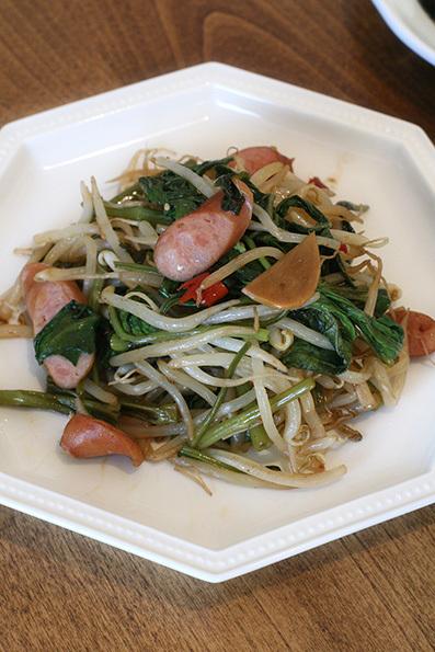 蕪と根菜のそぼろ煮_e0137277_21592896.jpg