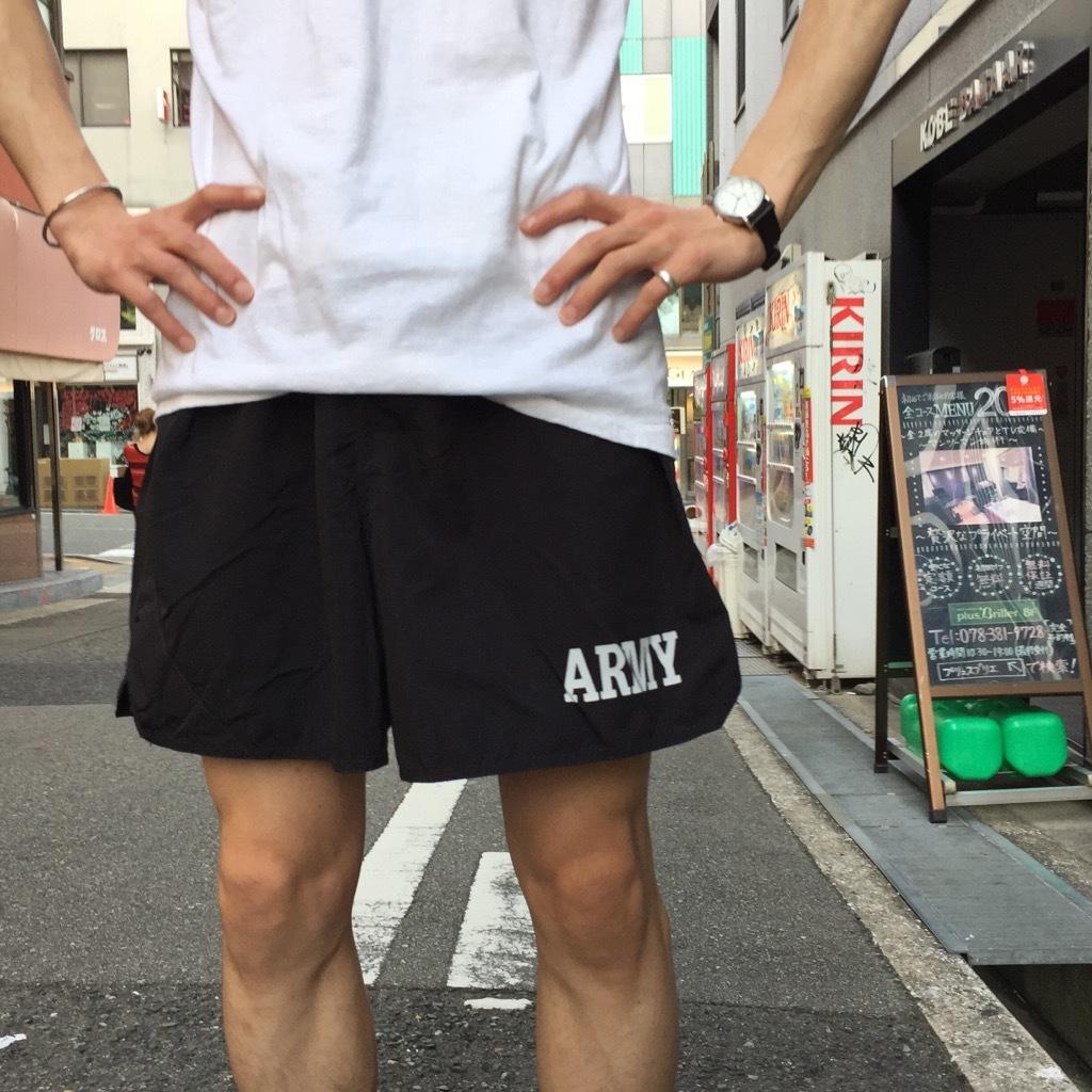 マグネッツ神戸店 6/10(水)US.Military IPTU,APFU Shorts入荷!+Present企画!#2 US.Army !!!_c0078587_18261862.jpg