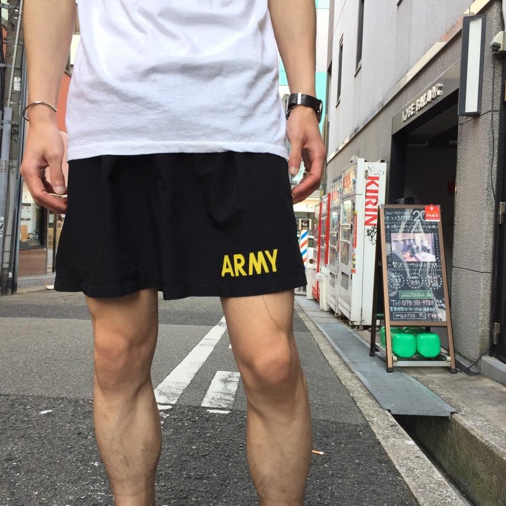 マグネッツ神戸店 6/10(水)US.Military IPTU,APFU Shorts入荷!+Present企画!#2 US.Army !!!_c0078587_18355570.jpg