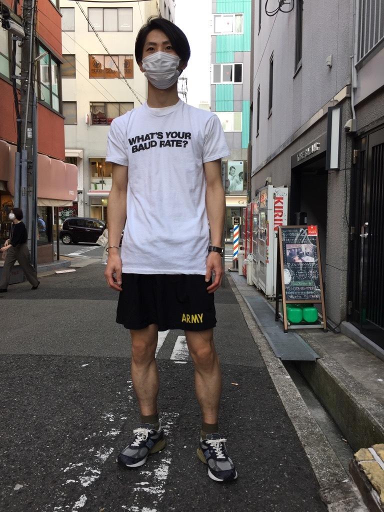 マグネッツ神戸店 6/10(水)US.Military IPTU,APFU Shorts入荷!+Present企画!#2 US.Army !!!_c0078587_18583553.jpg