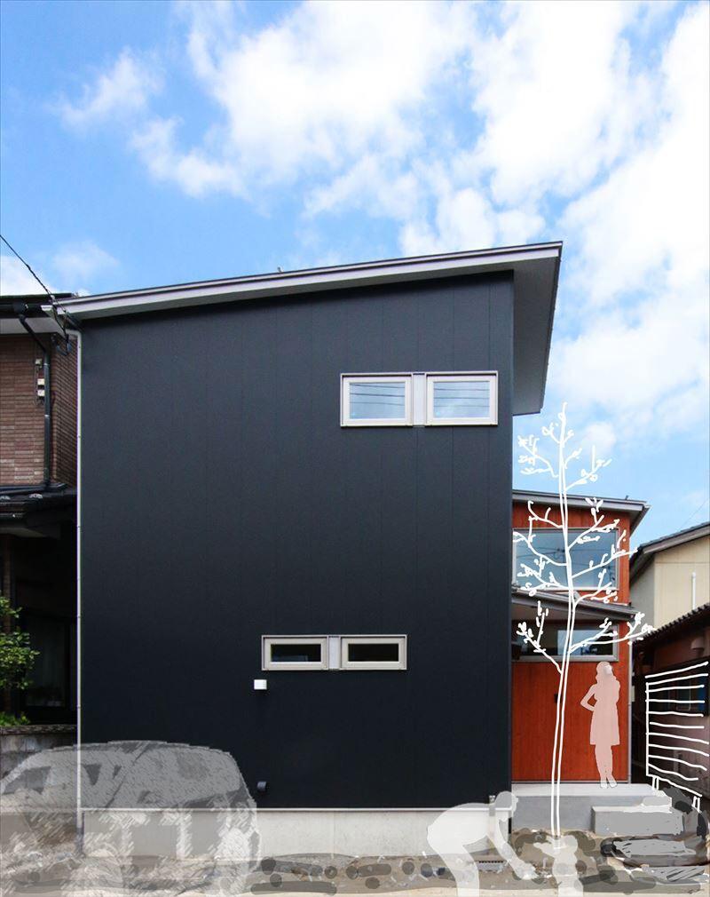 コンセプトをご紹介 住宅密集地に建つ光あふれる開放感のある住まい_b0349892_15474119.jpg