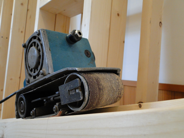 窯小屋DIY07/今日のウエポン_b0200721_17443268.jpg