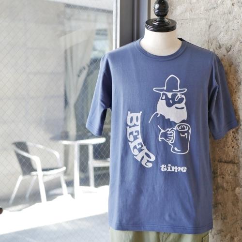 Print Tee ~KATO\' & MIXTA & GOODWEAR~_e0247148_13481912.jpg