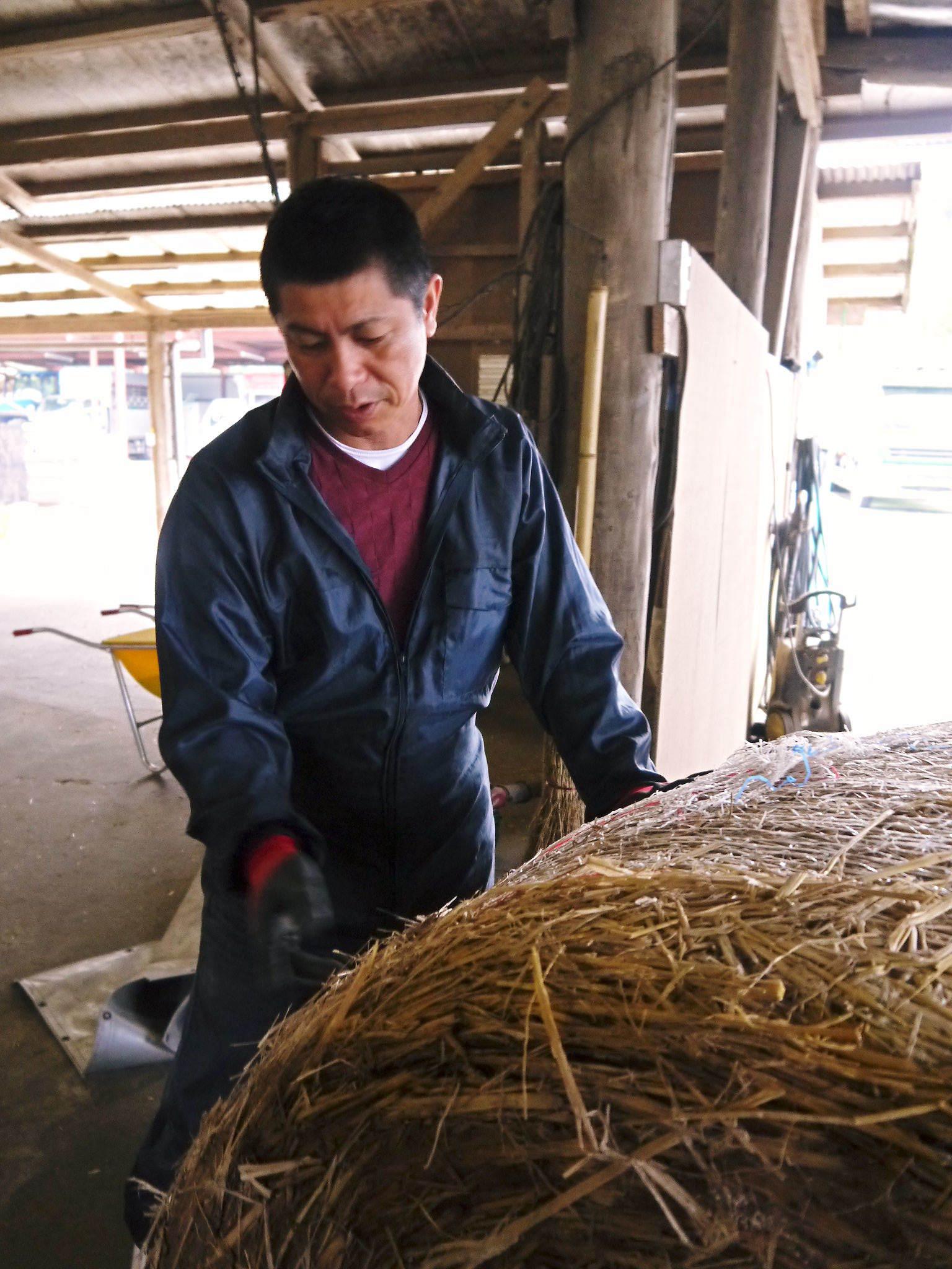 熊本県産黒毛和牛100%のハンバーグステーキをまもなく販売スタート!牧草も自ら育てるこだわり!_a0254656_19451464.jpg