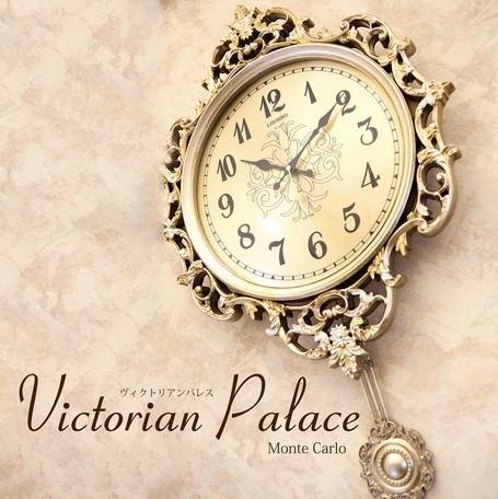 ビクトリアン調の壁掛け時計シリーズ~❤_f0029571_23225645.jpg