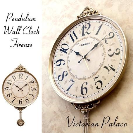 ビクトリアン調の壁掛け時計シリーズ~❤_f0029571_23555842.jpg