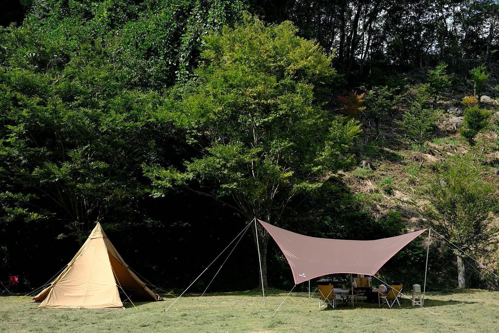 岩屋キャンプ場。_a0129474_18204068.jpg