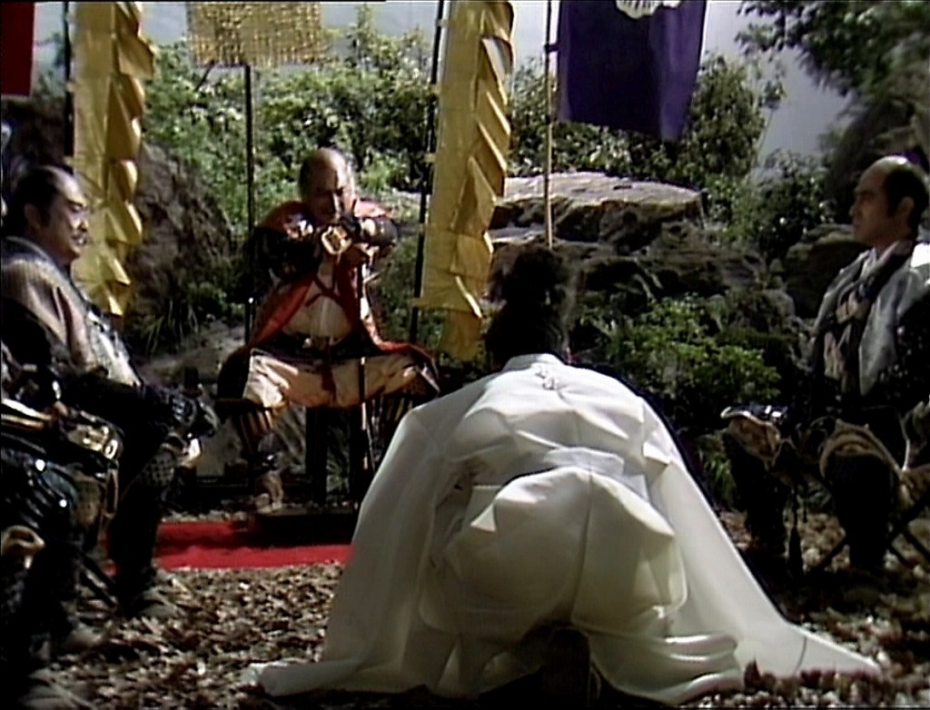 独眼竜政宗、ドハマリ中 【一番の見所は秀吉に謁見する葛藤、オレはまだ天下を目指している】_d0061678_14374815.jpg