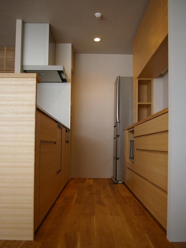 キッチンのご紹介_f0264887_17363245.jpg