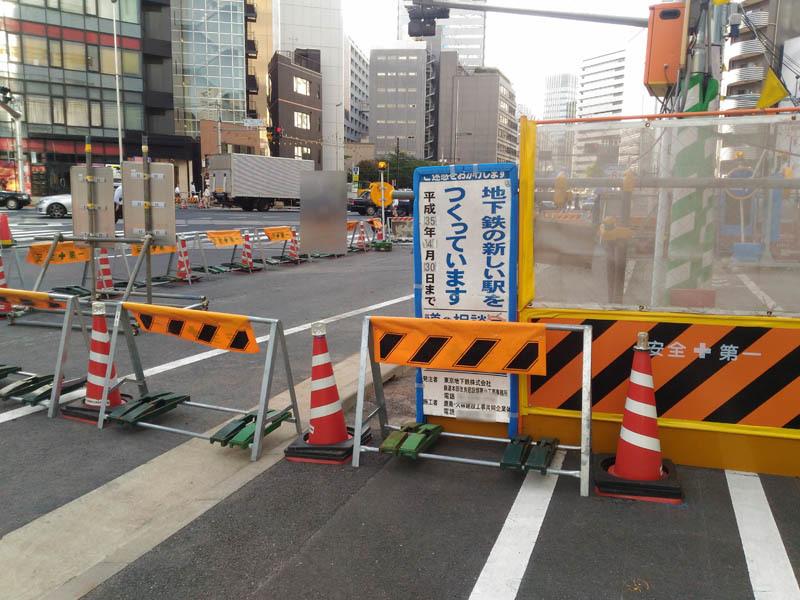 200609 虎ノ門ヒルズ駅建設中の写真が出てきた_f0085495_01450048.jpg