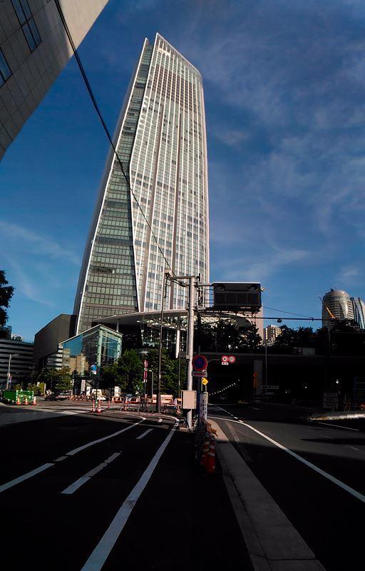 200609 虎ノ門ヒルズ駅建設中の写真が出てきた_f0085495_01483141.jpg