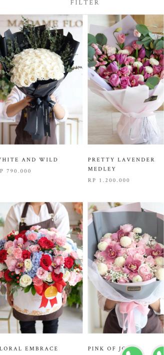 ジャカルタでセンスの良いオンライン花屋☆ MADAME FLORIST_a0063997_11580839.jpg