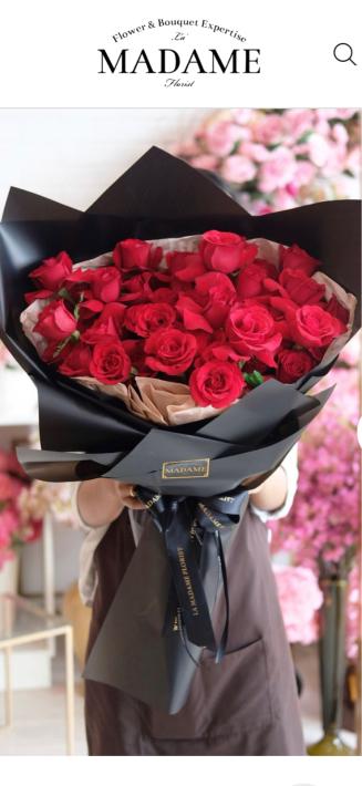 ジャカルタでセンスの良いオンライン花屋☆ MADAME FLORIST_a0063997_12244512.jpg