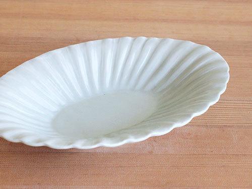 冷たい麺のうつわ展。稲村真耶さんのだ円鉢。_a0026127_17265422.jpg
