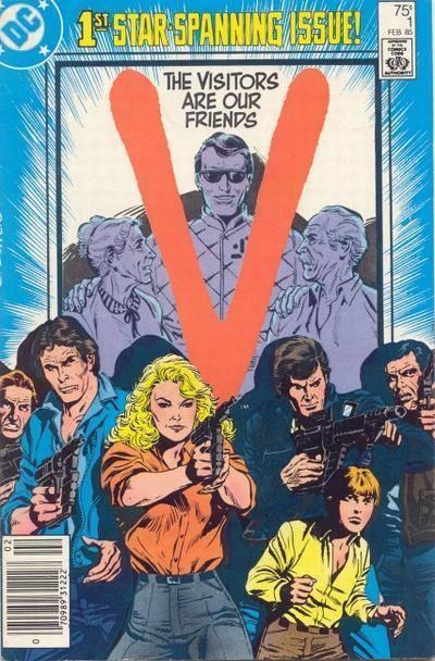V (1983) & V: THE FINAL BATTLE (1984)_c0047930_01155698.jpg